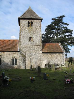 Newton By Castle Acre All Saints